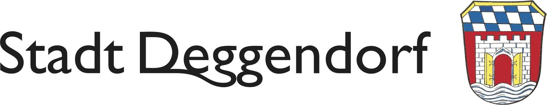 Logo_Stadt Deggendorf_mit Wappen 4c
